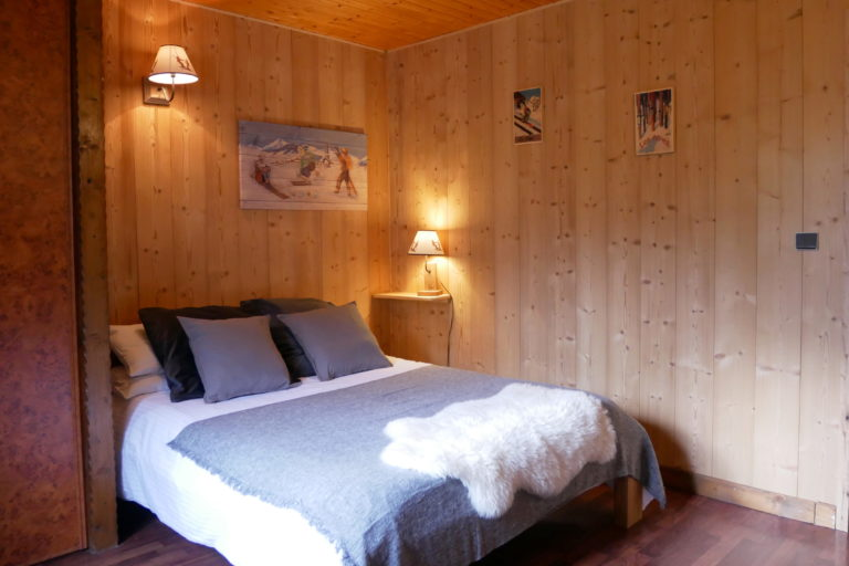 Bedroom 3 Chalet Alistelle