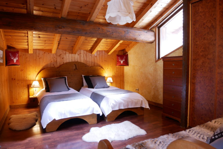 Bedroom 4 Chalet Alistelle