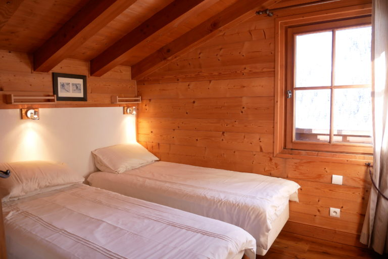 Chalet Le Vallon Bedroom 4