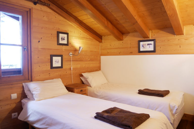 Chalet Le Vallon Bedroom 5