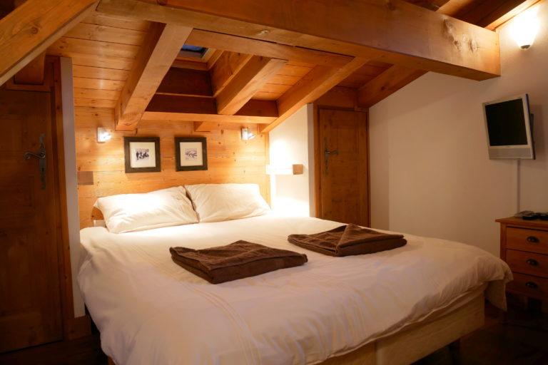 Chalet Le Vallon Bedroom 6