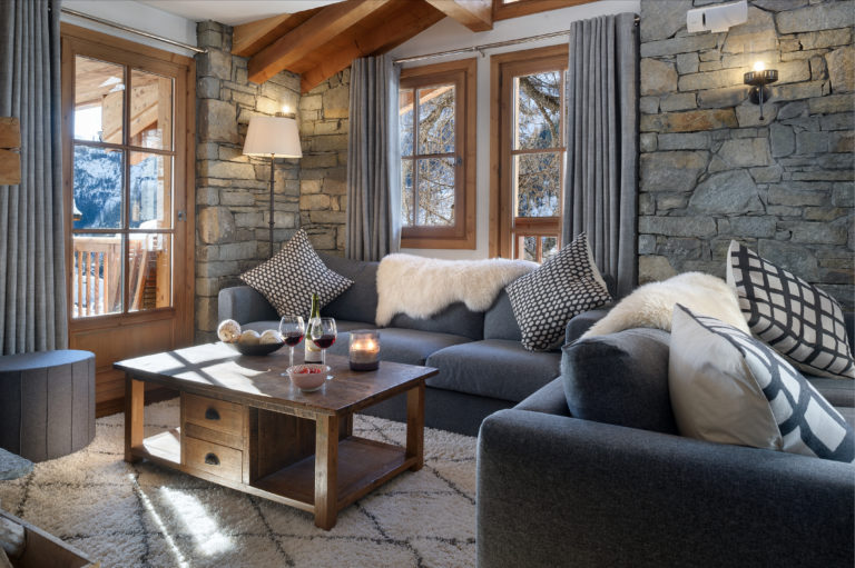 Chalet Sundance Tignes Lounge