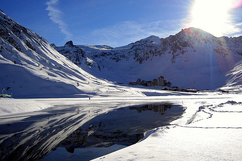 tignes les brevieres links