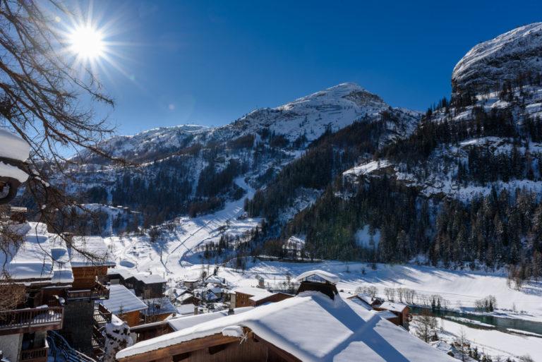 Chalet Sundance Tignes View