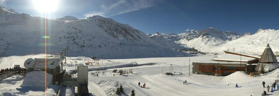Tignes webcams