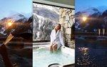 Chalet Sundance hot tub