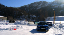 Ice Driving Tignes Les Brevieres
