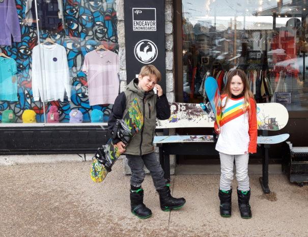 snowboarderkids
